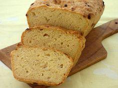 Paleo, Bread, Food, Brot, Essen, Beach Wrap, Baking, Meals, Breads