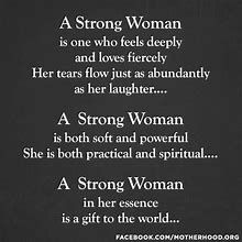 Image result for Poems About Strong Women