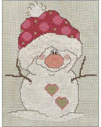 Vivianne (Little Snowballz) $pattern. Adorable!