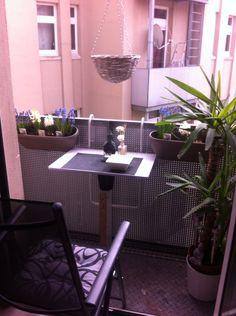 Mijn terrasje