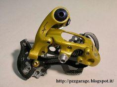 cambio posteriore OIRO race XT01