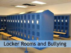 The Locker Room & Bullying - 5 Ways Parents Can Help With Mixed Messages - Ten to Twenty Parenting