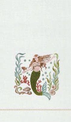 Magical Mermaid Bathroom Decor - XpressionPortal