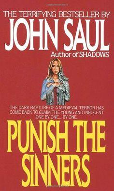 Bestseller Books Online Punish the Sinners John Saul $7.99  - http://www.ebooknetworking.net/books_detail-0440170842.html