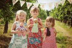 www.cordelicious.org Handmade bespoke dresses for children and toys. Photos Carla Jupp
