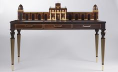 LINLEY | Bespoke design & furniture | Bespoke Desk