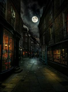 Home Discover Great atmospheric shot of Minster Gates looking toward Stonegate. Pic courtesy of York England Mark Hall Fantasy Places Fantasy World Dark Fantasy Fantasy Art Fantasy Castle Beautiful Moon Beautiful Places Stars Night Mark Hall Slytherin Aesthetic, Harry Potter Aesthetic, York England, York Uk, London England, Harry Potter Pictures, Harry Potter Wallpaper, Fantasy Places, Fantasy World