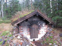 savusauna - Поиск в Google Saunas, Hot Tubs, Gardening, Fire, House Styles, Wood, Google, Outdoor Decor, Home Decor