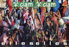 Clam #07 - Elles