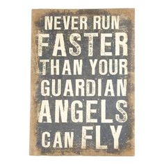 Canvas Thoughts - Guardian Angels, Painted Linen Canvas Wall Art, 71x50x3cm