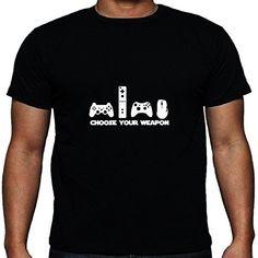Choisissez votre arme contrôleur de jeu T-shirt