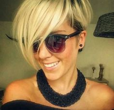 12 extremely beautiful short hairstyles: this is a must see! Log In With Your Facebook Account And Enjoy Discount Right Away! 70% off on top brands at Zalando Lounge