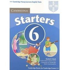 Cambridge YLE Tests Starters 6 Student Book Cambridge Test, Cambridge Book, Cambridge Student, Cambridge English, English Grammar Book, English Test, Learn English, English Teaching Materials, Teaching English