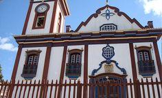 São Francisco de Assis Church - Diamantina, Minas Gerais