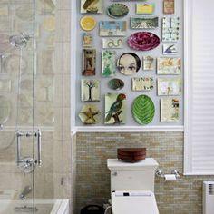 ceramic art wall