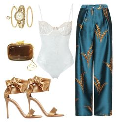 """Untitled #102"" by ivolpichella on Polyvore featuring art"