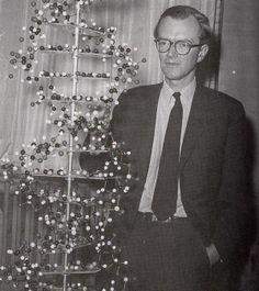 Maurice Wilkins. 1960s.