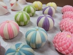 Japanese Sweets, 和菓子
