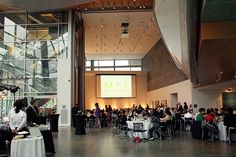 Wedding Venue in Edmonton - Art Gallery