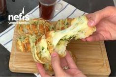 Sarımsaklı Ekmek - Nefis Yemek Tarifleri - #7166275 Cauliflower, Vegetables, Ethnic Recipes, Food, Cauliflowers, Essen, Vegetable Recipes, Meals, Cucumber