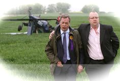 The strange, sad fate of Nigel Farage's crash pilot Justin Adams, who was flying the plane which crashed with the Ukip leader inside it while campaigning in 2010, never quite recovered from the incident. The pilot had suffered mental illness following the incident. Mr Farage previously suggested that mental health authorities failed to address his troubles properly. Mr Adams was found dead aged 48 at his home in Eastbourne in 2013. Police said there were no suspicious circumstances.