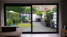 Outdoor Decor, House, House Styles, New Homes, Home Decor, Luxury Interior Design, Modern Chic, Exterior, Sliding Doors Exterior