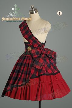 """Celtic Love"" Pirate Lolita skirt and baldric from Fanplusfriend <3<3<3"