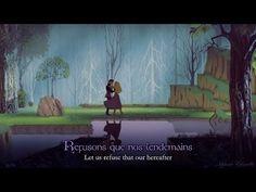 J'en ai Rêvé | Once Upon a Dream (French) (lyrics + trans) - YouTube