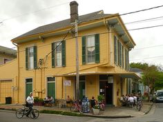New Orleans LA Cake Cafe and Bakery 2440 Chartres St, New Orleans, LA 70117, United States