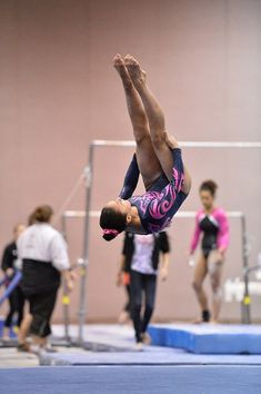 How to make your gymnasts tumbling more powerful -- www.swingbig.org