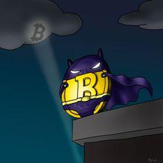 Batcoin? #bitcoin #batcoin #funny