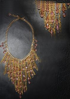 Necklace Susanne For order and info: contact@intidharsaleh.com http://www.facebook.com/pages/Intidhar-Saleh/194611523977854?ref=hl
