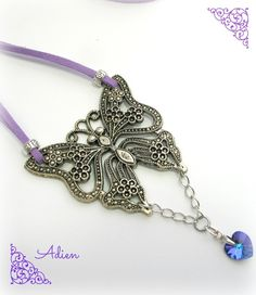 Butterfly Necklace £7.95