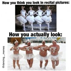 ballet and dance problem meme Funny Dance Quotes, Dance Humor, Humor Quotes, Dance Photos, Dance Pictures, Funny Pictures, Really Funny Memes, Funny Relatable Memes, Funny Jokes