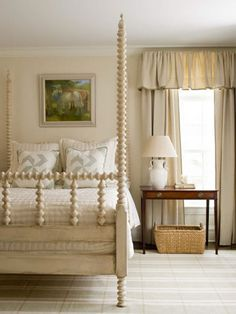 Jenny Lind Style: Adult-Sized Spindle Beds