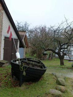 Fischerboote - touristische Wahrzeichen in Gager auf Rügen (c) FRank Koebsch
