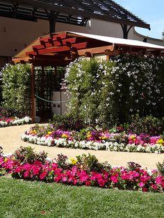 Spring Garden at Fashion Island - Newport Beach CA