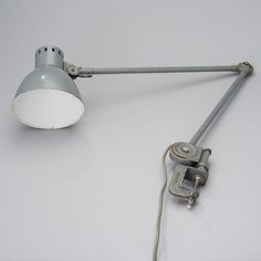 Tateka work light, 1960's.