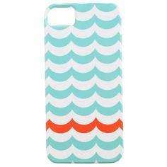 Wave pattern iPhone cover