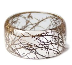 Winter Tree Branches Bracelet Resin Jewelry by ModernFlowerChild Cuff Bracelets, Bangles, Winter Trees, Resin Jewelry, Tree Branches, Artisan, Buy And Sell, Gifts, Handmade