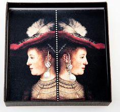 Rembrandt earrings