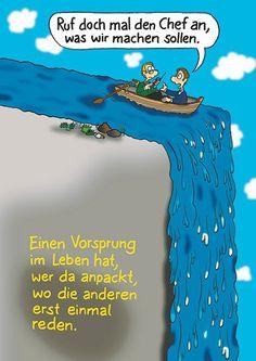 Beruf Nail Ideas nail ideas with yellow Good Jokes, Funny Jokes, Extreme Ownership, Positive Mantras, German Quotes, Team Coaching, Monday Humor, Mind Tricks, S Quote