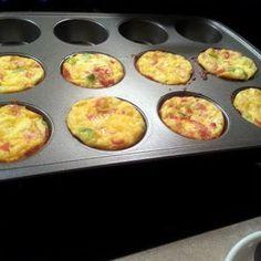Miniature Quiches recipe snapshot