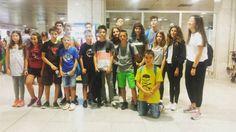 Preparados para la aventura! Salida del programa #carlingford en el aeropuerto de #Barcelona #WeLoveBS #Idiomas #Inglés #verano #Cursos #Travel #Language #Summer #Amigos #Friends