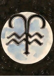 Image result for Aquarius and Aries Mixed Tattoo