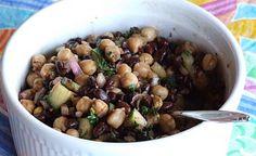Two Bean Salad with Balsamic Vinaigrette