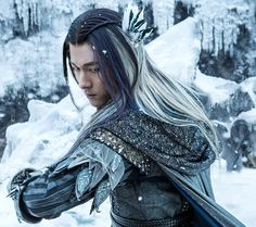 ice fantasy chinese drama -