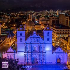 Catedral de Tegucigalpa, Honduras-been there! Loved it, oh and kinda on accident crashed a wedding.... :b