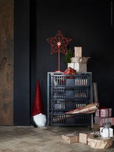 Christmas takes center stage in IKEA's new winter collection Ikea Pinterest, Ikea Christmas, Winter Christmas, Scandinavian Christmas, Christmas 2017, Christmas Time, Xmas, Hacks Ikea, Interior Design Pictures