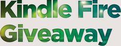 Kindle Fire Giveaway | MyDesignDeals